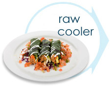 raw cooler