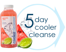 5-day cooler cleanse